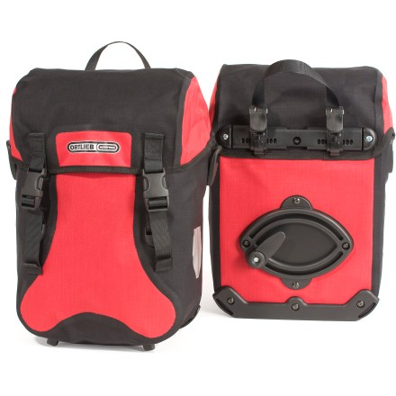 Fitness The Sport Packer Plus panniers are the perfect size for your daily commute, or to strap on to children's bikes. - $156.93