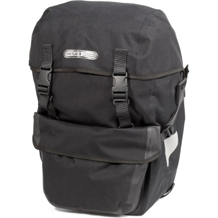 Fitness The spacious Ortlieb Bike Packer Plus panniers are large, secure, robust and perfect for extended trips. - $175.93