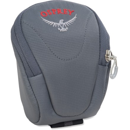 Camp and Hike Perfect for GPS units and digital point-and-shoot cameras, the Osprey Digi Stow accessory pocket can be attached almost anywhere on your pack with its versatile hook-and-loop strap. - $8.93