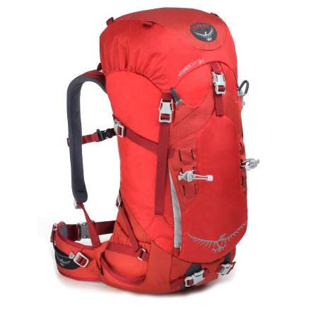 Climbing Ski mountaineering, ice climbing, and rock climbing, Osprey thought of it all when developing the new top loading Variant 37 pack for vertical endeavors. - $142.93