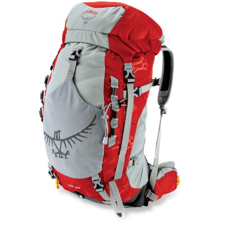 Camp and Hike Not just a scaled-down adult pack, the Jib 35 pack from Osprey was designed to fit children's dimensions and proportions-and it grows with them! - $104.93
