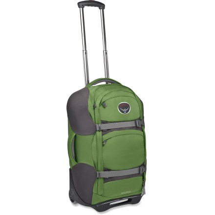 Entertainment The Osprey Shuttle 22 is a sleek, carry-on size hauler that offers versatile and durable protection for your most important gear. - $114.93
