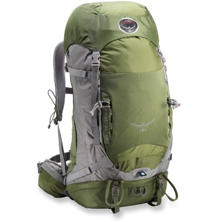 Camp and Hike Sporting a sleek, technical design with an adjustable torso and lightweight materials, this pack makes an ideal trail companion for overnight and weekend trips. - $89.93