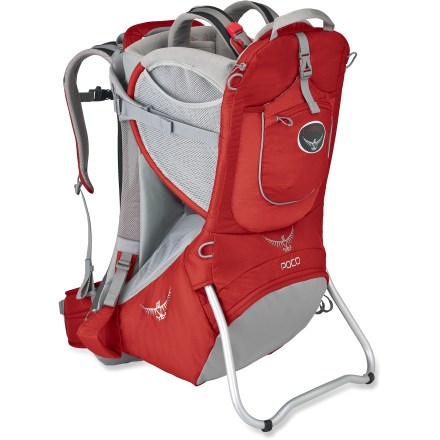 Camp and Hike This trusty child carrier incorporates a reputation for cutting-edge pack technology and design into a comfortable kid hauler, offering durability and plenty of user-friendly features. - $99.93