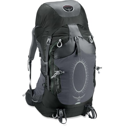 Camp and Hike Efficiently blending light weight, ventilation and comfort, the fully adjustable torso and suspension system on this pack provides a customized fit for enhanced weight distribution on the trail. - $186.93