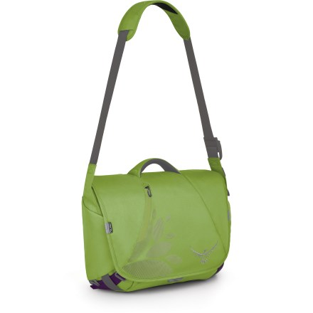Entertainment With fresh styling and improved organization, the Osprey FlapJill Courier is an everyday bag that organizes your computer and gadgets, and fits in anywhere and everywhere. - $44.93