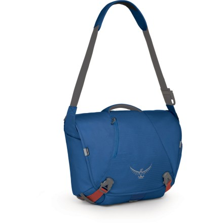 Entertainment With fresh styling and improved organization, the Osprey FlapJack Courier is an everyday bag that organizes your computer and gadgets, and fits in anywhere and everywhere. - $44.93
