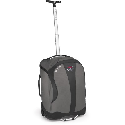 Entertainment Osprey sets a new standard of weight and performance with the Ozone 18 wheeled luggage. They've channeled years of experience building lightweight packs and luggage into this fresh design. - $149.93