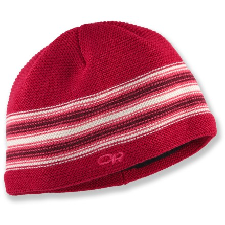 Entertainment The Outdoor Research Spitsbergen beanie will help keep boys' heads warm whether they are skiing, trekking into the alpine, or heading out on a fall backpack trip. - $6.83