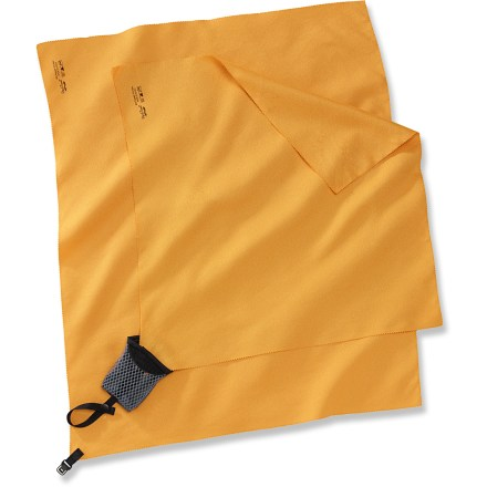 Camp and Hike Ideal as a face-, hand- or dishtowel, the PackTowl Nano(TM) towel brings high absorbency and rapid drying to your ultralight backpacking trips. - $7.95