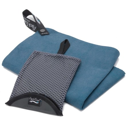 Camp and Hike Choose the PackTowl Ultralite towel when space and weight are at a premium, and comfort is non-negotiable! - $14.95