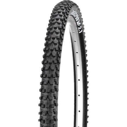 MTB The Fire XC Pro tire offers excellent traction and cornering over just about any terrain without the penalty of high rolling resistance or soft, fast-wearing tread. - $18.93