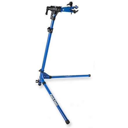Fitness This Park(R) repair stand for the home mechanic is built with special upgrades to make set up, take down, and use faster and easier. - $199.00