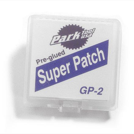 Fitness These Park glueless patches let you patch tubes in a jiffy. - $3.00
