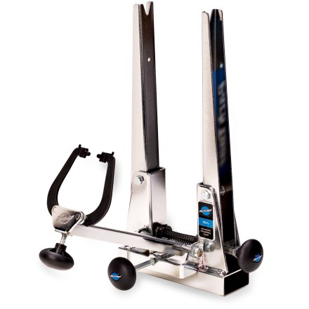 Fitness The time-tested Pro Wheel Truing Stand from Park has been updated and improved. It's perfect for daily shop use, and its new features make it more accurate and more versatile. - $260.00