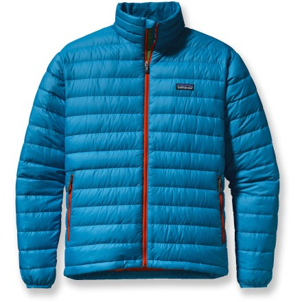 Frosty mornings, crisp evenings and brisk mountain air all suit the Patagonia Down Sweater. - $53.83
