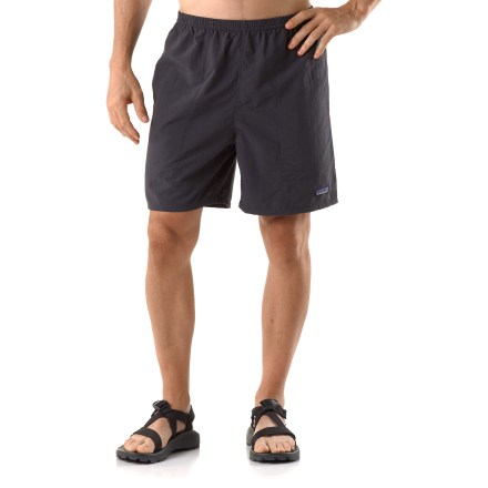 Fitness The tried and true Patagonia Baggies Long shorts are ready for fun in the water. - $23.83