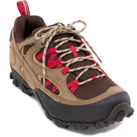 Camp and Hike Ready for all-terrain exploration, the Patagonia Drifter A/C women's hiking shoes are light, nimble and supportive to keep in step with your adventuresome spirit. - $31.83