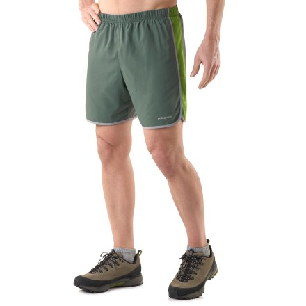 Fitness Strider shorts from Patagonia offer versatile comfort during training runs. - $30.93