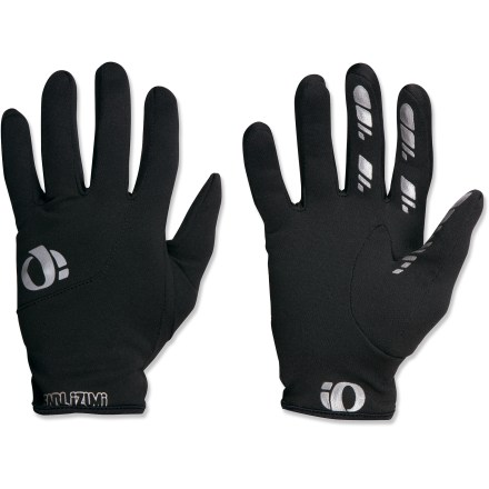 Fitness The light and packable Pearl Izumi Thermal Lite bike gloves deliver warmth in those mild shoulder seasons, keeping your hands protected as you cruise along your favorite path. - $6.83