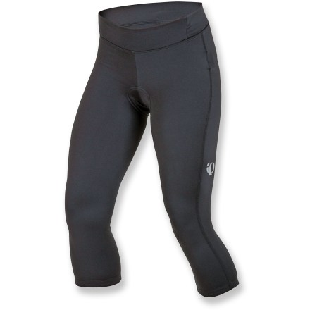 Fitness The Pearl Izumi Sugar Thermal 3/4 bike tights blend moisture-wicking fabric with an anatomic fit for superior performance and comfort. - $85.00