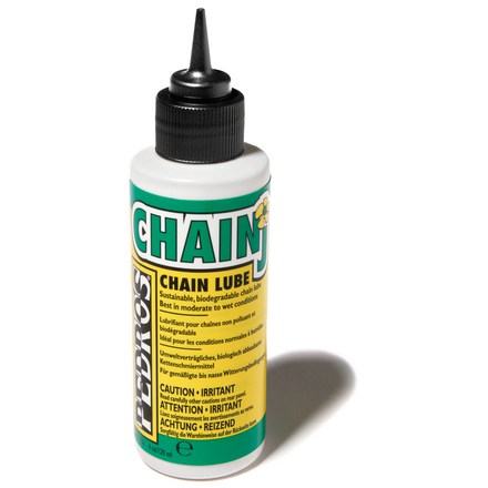 Fitness Pedro's Chainj chain lubricant helps keep your chain in top condition. - $9.00