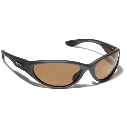 Entertainment Staying afloat even if you don't, these polarized Peppers Breakwater sunglasses will float in the water if they fall off your face or the boat. - $39.95