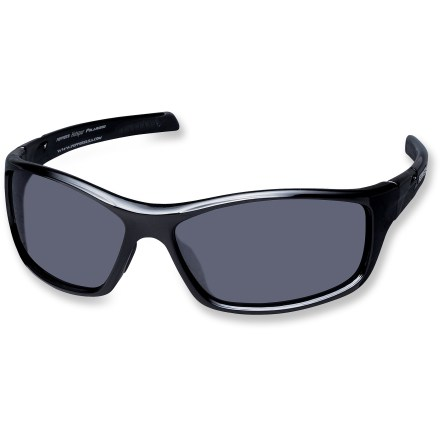 Entertainment Keep your eyes protected in every season with the Peppers Hotspur polarized sunglasses that shield your eyes from the harmful, damaging rays of the sun and keep you looking good. - $39.95