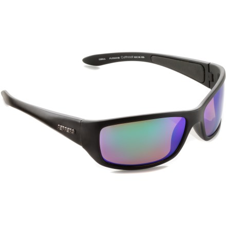 Entertainment Designed with the waterman in mind, the Pepper's Cutthroat polarized floating sunglasses keep your eyes shielded from the harmful, damaging rays of the sun while on the water. - $39.95
