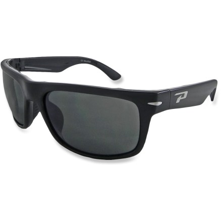 Entertainment Even though summer wanes, the sun's rays are still harmful. Keep your eyes protected with these Pepper's Stockton polarized sunglasses. - $39.93
