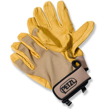 Climbing Petzl(R) Cordex gloves allow maximum dexterity while keeping your hands protected during belaying, rappelling, aid climbing and other activities. - $34.95