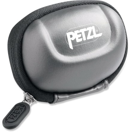 Camp and Hike Protect your Petzl Zipka(R) 2 headlamp from damaging impacts and scrapes with this Petzl Poche Zipka(R) 2 headlamp pouch. - $7.93