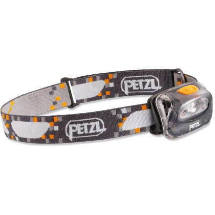 Camp and Hike The lightweight Petzl Tikka Plus 2 headlamp pulls together 5 lighting modes to ensure you can see and be seen during nighttime adventures in the mountains and around town. - $29.93