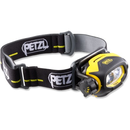 Camp and Hike The Petzl Pixa 3 Pro headlamp keeps your hands free for tasks at home and around the campsite, and it has 2 LEDs and 3 lighting modes to meet all your lighting needs. - $74.95