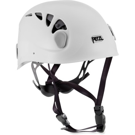 Climbing The versatile and adjustable Petzl Elios helmet provides protection when you're climbing, canyoning, caving and mountaineering. - $48.93