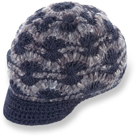 Entertainment The Pistil Clover beanie is rich in texture and detail to complement your winter wardrobe. Acrylic wicks moisture away and dries quickly. Acrylic lining is comfortable next to skin. - $20.93