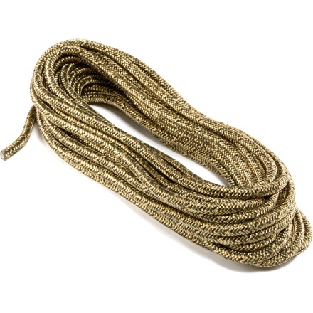 Climbing Suitable for general lashing and making prusik slings, the PMI 6mm nylon accessory cord is strong and supple. - $6.93