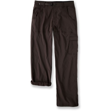 Camp and Hike Put the 30 in. inseam prAna Stretch Zion pants to the test on your next climbing trip or globe-trotting adventure. - $38.83