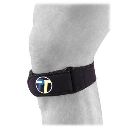 Camp and Hike Help alleviate symptoms of tendinitis, chondromalacia, iliotibial band syndrome, Osgood-Schlatter's disease, and other knee ailments with this strap. - $18.95