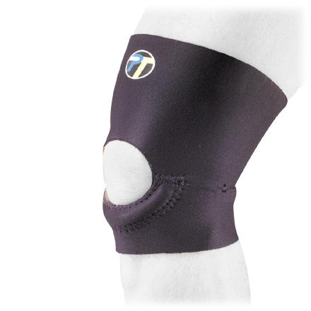 Camp and Hike This neoprene sleeve is useful for keeping the knee warm and providing moderate support. - $10.93