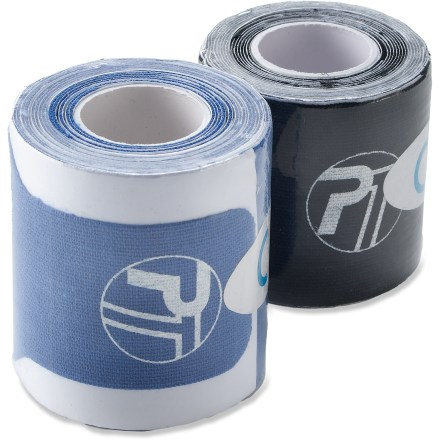 Camp and Hike Use Pro-Tec Athletics Kinesiology tape to bring relief to muscle tightness, knee pain, IT Band syndrome, shin splints, hamstring tears, plantar fascitis, wrist pain and soft tissue injuries. - $18.95