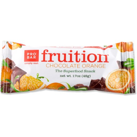 Camp and Hike Every PROBAR Fuel snack bar delivers a full serving of fruit without a lot of fat or calories. - $0.93