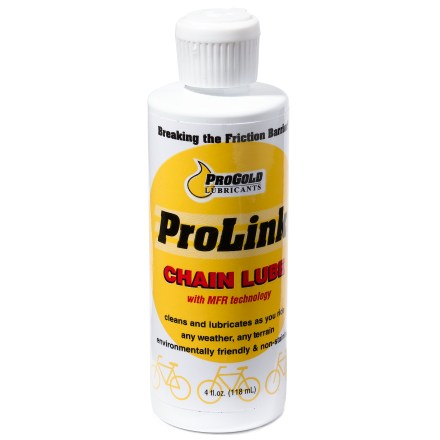 Fitness Prolink is a thin-bodied lubricant which utilizes Metal Friction Reducer technology for smooth shifting and a quiet drive train. - $9.00