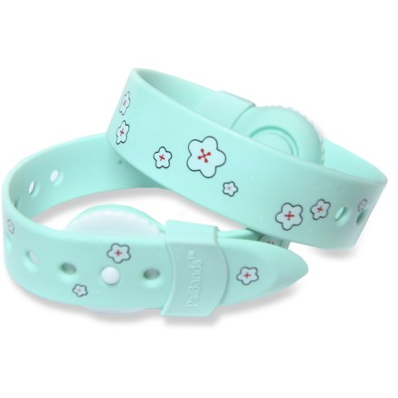 Entertainment Worn like a watch on the inside of your wrist, Psi Bands wristbands use acupressure to stimulate the body's natural self-curative abilities for relief from motion sickness and other forms of nausea. - $16.00