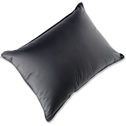 Camp and Hike Quixote brings together the finest synthetic microfibers and a lightweight cover to create an incredibly comfortable pillow. - $24.93