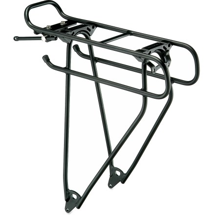 Fitness The Racktime ADDit rear bike rack is the flagship of the Racktime racks. Its maximum load capacity is 66 lbs. and it's compatible with all SNAPit bike packs and trucks. - $44.93