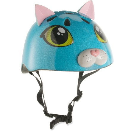 Fitness The fun Raskullz bike helmet features many shapes and designs along with secure protection for kids. - $10.83