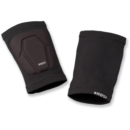 Snowboard If you're practicing to make perfect, you'll want to protect your knees (and confidence) with these basic knee pads from R.E.D. - $9.83