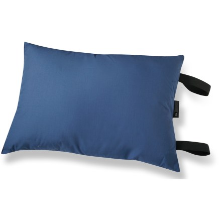 Camp and Hike This comfortable compact pillow is great for camping and long road trips. - $11.50
