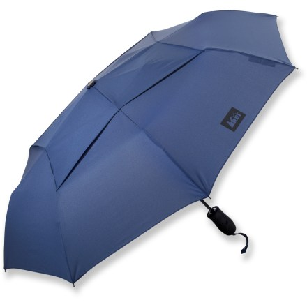 Entertainment Able to withstand the fiercest of storms is this tunnel-tested, wind-resistant travel umbrella that has been proven to defy wind stress. - $35.50